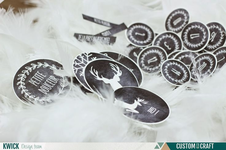 Custom & Craft : Freebies by Kwick