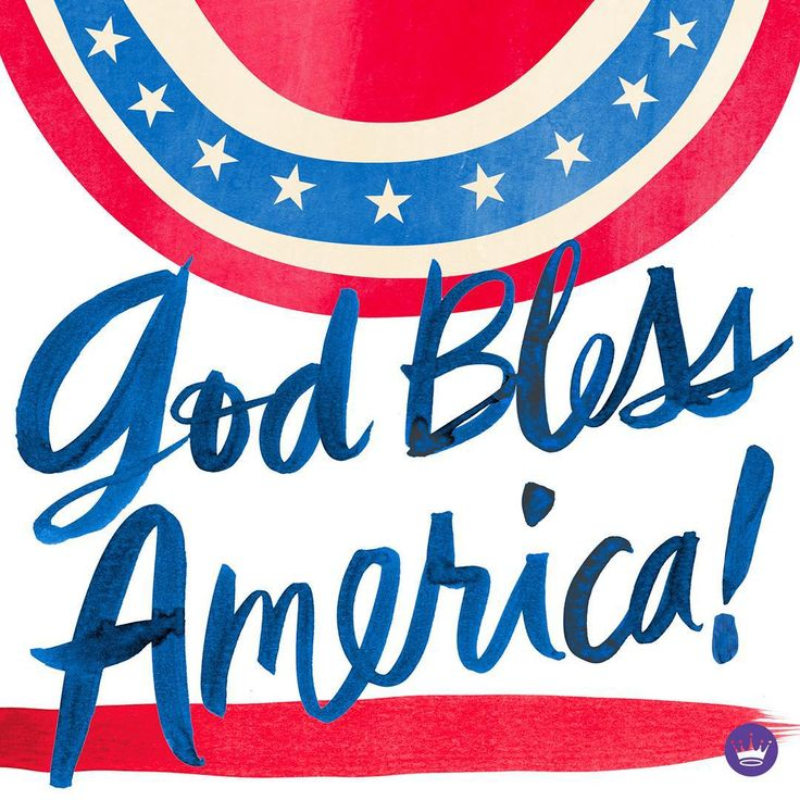 Amen! Who else is feeling #blessed this #4thofjuly? #lettering #hallmark