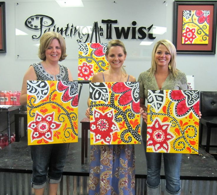 painting with a twist – Google Search