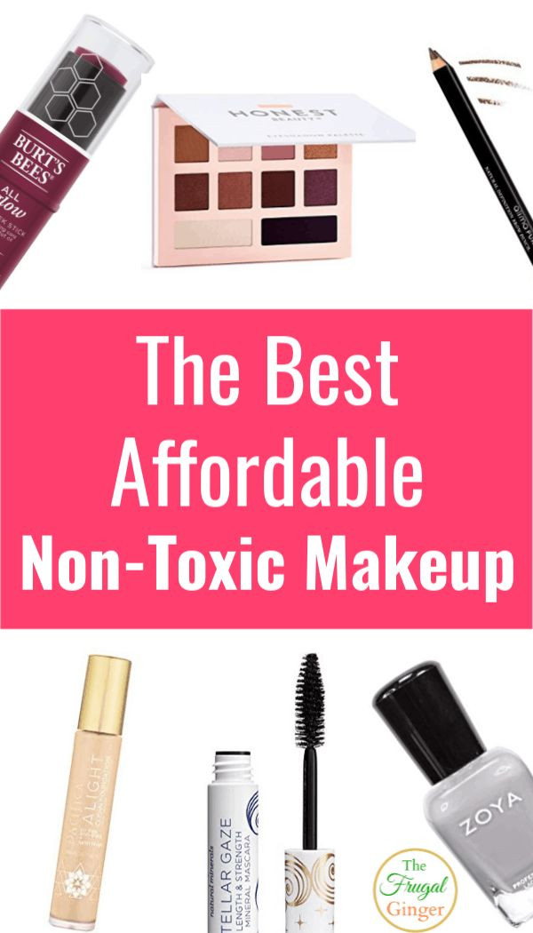 Affordable Clean Beauty Products: The Best Cheap Non-toxic Makeup