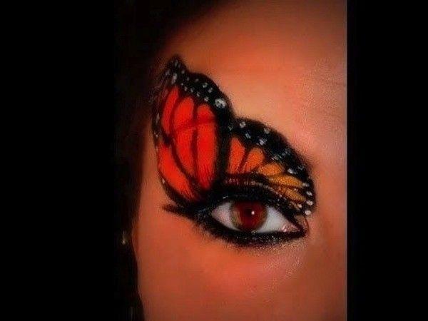 Idee make up farfalla per Carnevale (Foto)   Nanopress Donna