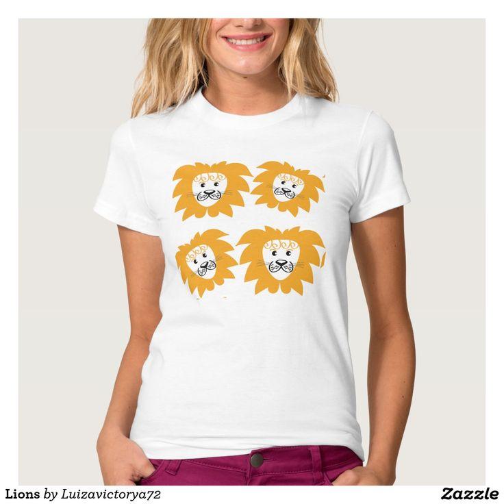Lions T Shirt