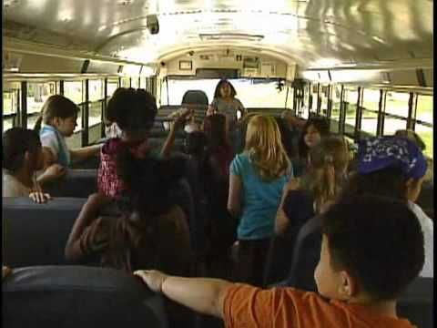 Bus Safety - Elementary Great video for Bus Safety