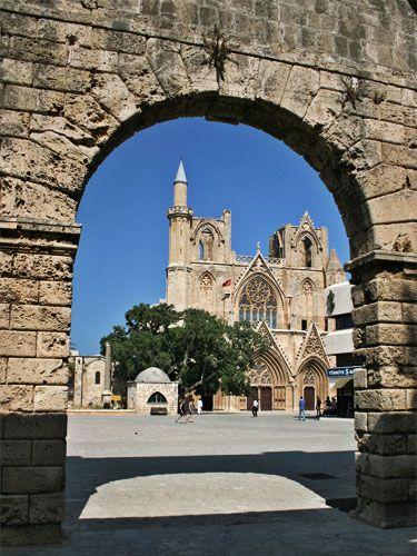 North Cyprus :: Famagusta (Gazimağusa)