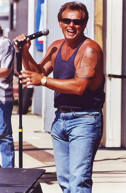 Sammy Kershaw at Country Jam, Grand Junction, CO