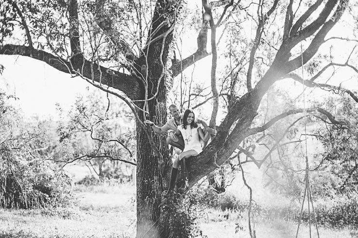 #engagement #wedding #couplesshoot #bride #bridetobe #groom #groomtobe #inlove #wearethetsudons #photography #engagementphotoshoot #weddingphotography #farm #goldcoast #gettingmarried #tree #hinterland  #river #riverbank #climbingtrees #boots