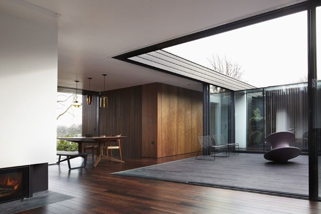 Kingsley Place | Zuberarchitecture House London 2012
