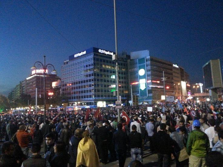 Kızılay şu şehirde: Çankaya, Ankara