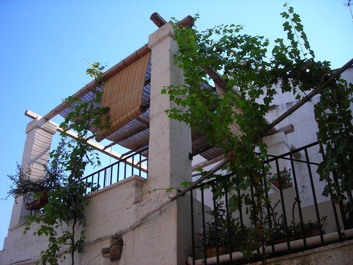 A Specchia, paese del Basso Salento un antico forno usato un tempo per la tradizionale cottura del pane è ora una casa accogliente