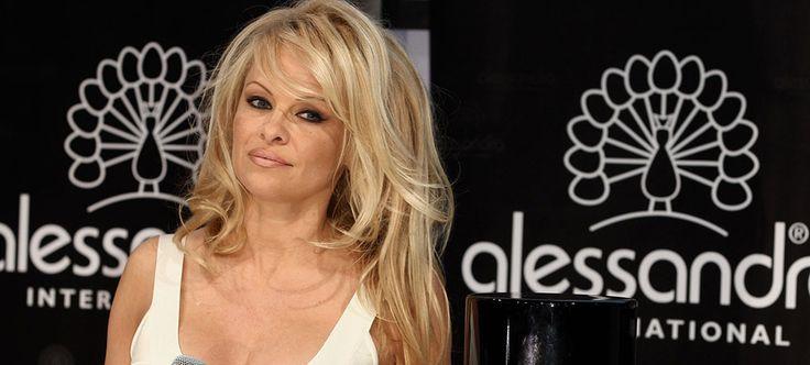 Pamela Anderson protagonista del último desnudo de Playboy