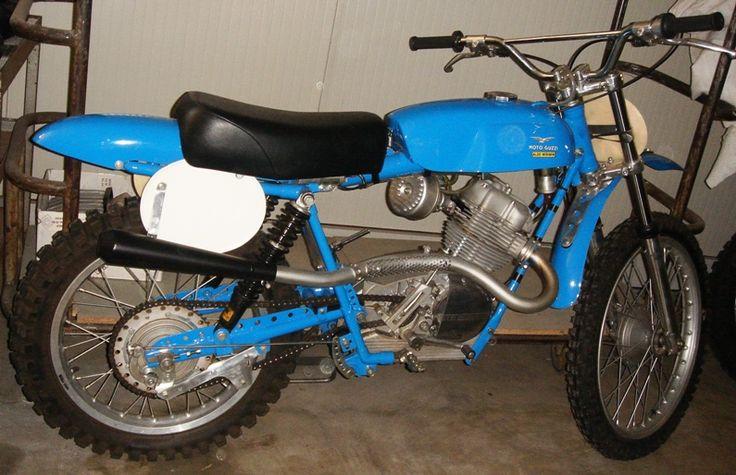 Guzzi cross -1971