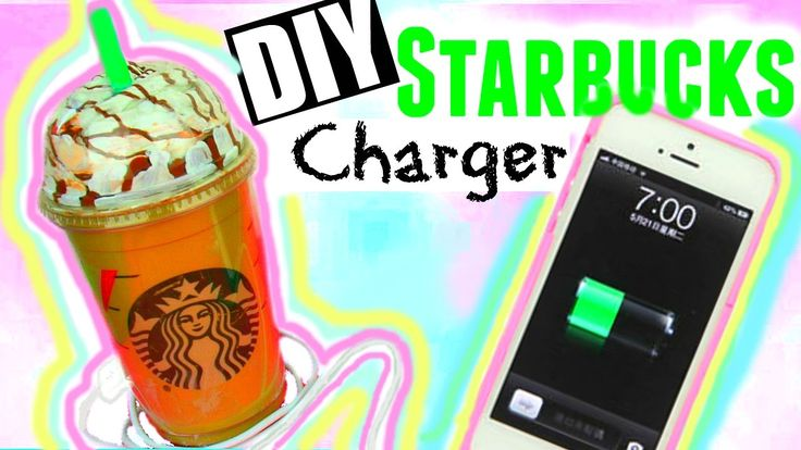 Diy Starbucks Charger Tumblr Inspired Room Decor