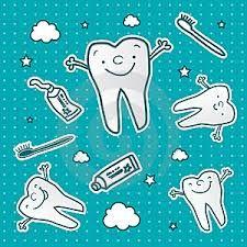 Resultado de imagen para fondos dientes