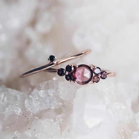 17 Best Ideas About Crystal Ring On Pinterest