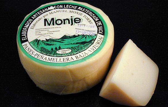Low Peñamellera Cheese