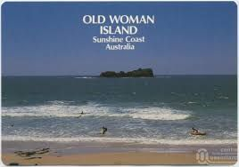 Image result for old woman island postcard