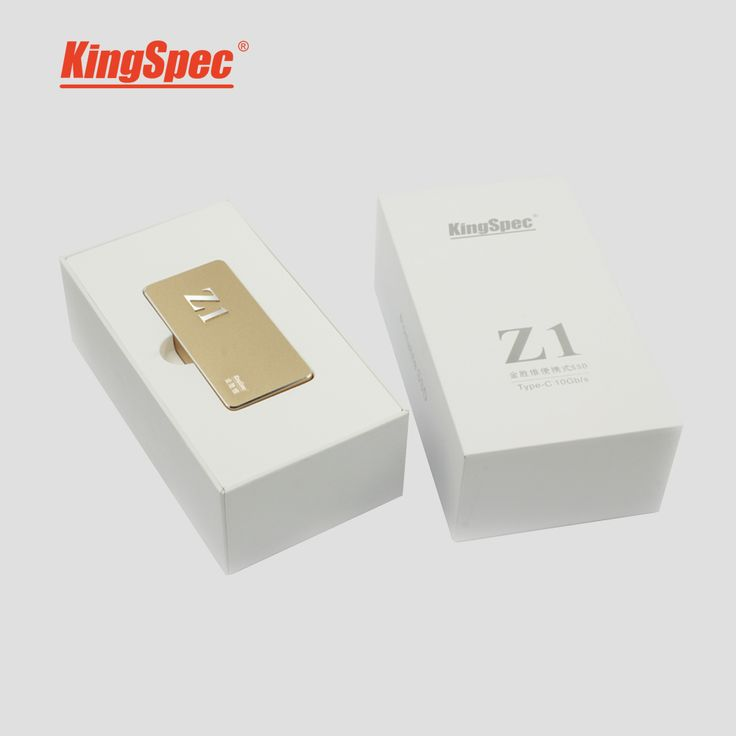 2016 NEW KingSpec Z1 External Portable SSD USB3.1 Gen.2 10Gbps 120GB 128GB Solid State Hard Drive Disk 120GB both sides insert#sides