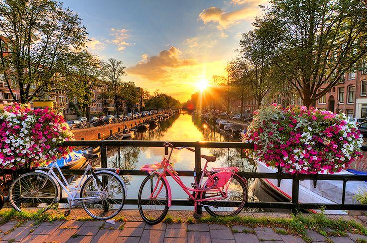 Amsterdam, Nederländerna #amsterdam #nederländerna #holland #resa #semester