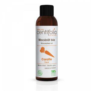 Uleiul organic macerat de morcovi  prezinta multe proprietati antioxidante si de protectie a pielii. Magazin online cu cosmetice bio, uleiuri naturale.