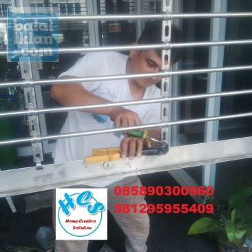 biaya service rolling door murah jakarta depok bogor tangerang bekasi | balaiiklan.com