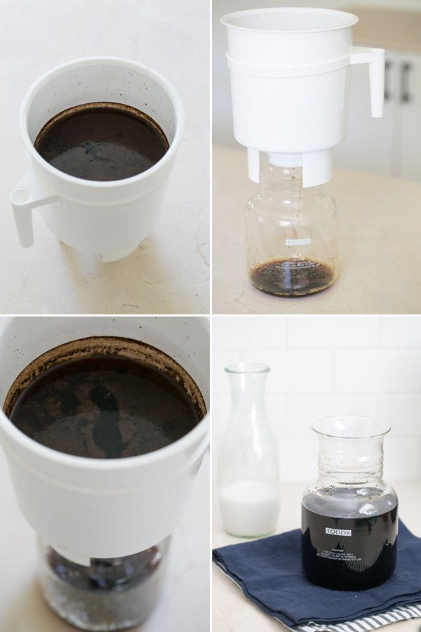 Toddy Cold Brew System for the smoothest cup of coffee. Perfect for iced coffee which is my favorite type of coffee.