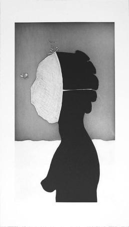 kara walker | Kara Walker, Savant, 2010, Etching