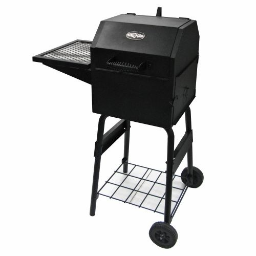 Kingsford® Bandit Barrel Charcoal Grill  Price: $59.99