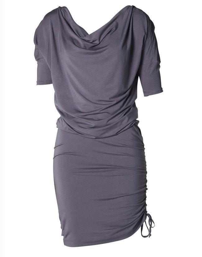 Storm - Side gather dress ($49.00)