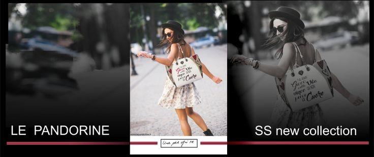 H Collection Le Pandorine Spring/Summer διαθέσιμη στο κατάστημα μας! Επισκεφτείτε μας Ελ. Βενιζέλου 14 στη Ν. Σμύρνη ή ενημερωθείτε από το site μας για τους τρόπους παραγγελίας!                 --->>>www.otcelot.gr