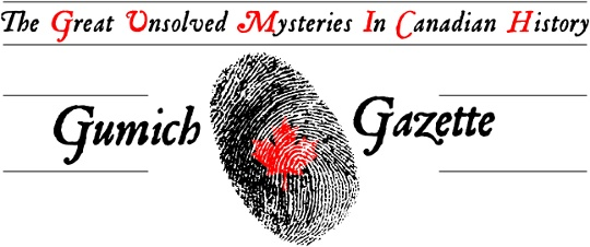Great Unsolved Mysteries in Canadian History