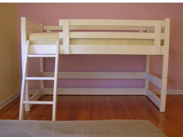 Best 25+ Low Loft Beds For Kids Ideas On Pinterest