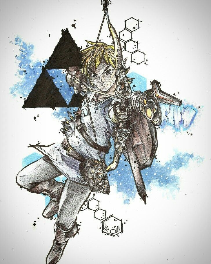 """""""Link"""" by DRONN"""