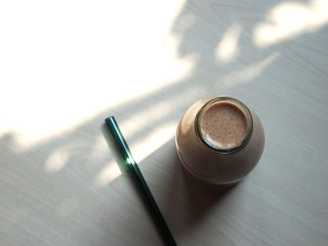 Smoothy Monday: Brown Boost