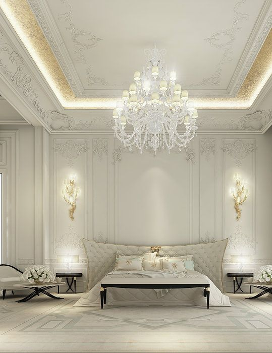 9 best classic luxury designs images on pinterest luxury for Luxury master bedroom designs