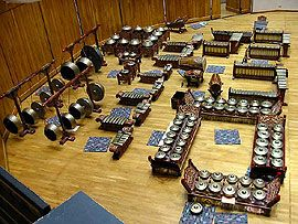 learn all about Javanese Gamelan orchestra!