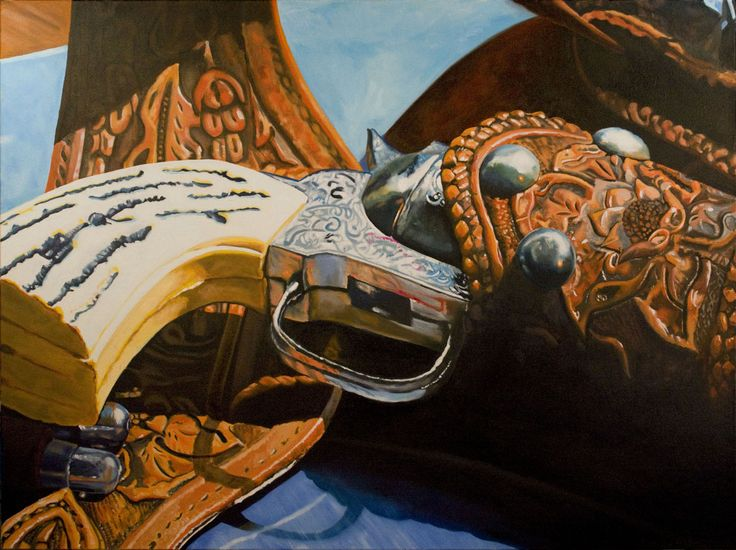 Roy Roger's Got Nuthin on Me Fine art print available on canvas or paper. Many sizes available.