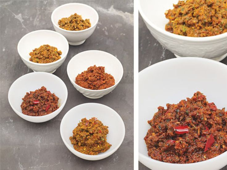 Korma to Vindaloo: DIY Curry Pastes from Jamie Oliver