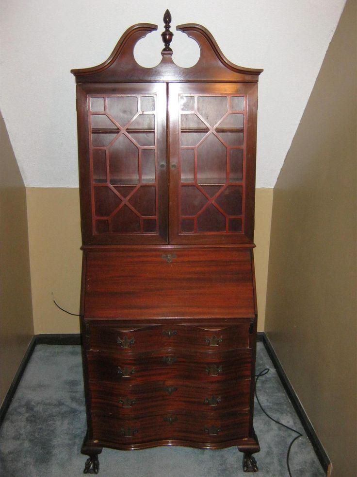 Antique Secretary Desk for Sale - Ideas for Decorating A Desk Check more at  http: - Best 25+ Antique Secretary Desks Ideas On Pinterest Antique