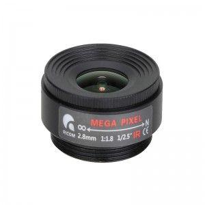 Lens met grote opening HOV ideaal voor filmen biljarttafels