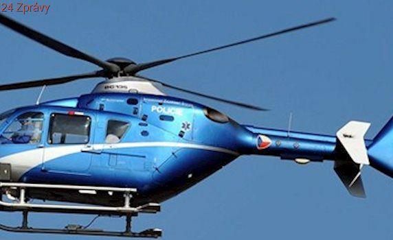 Roční dítě se v Harrachově opařilo horkou vodou, letěl pro něj vrtulník