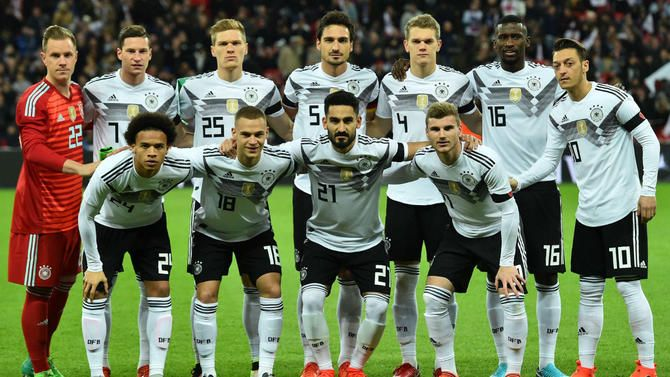 Watch Germany 2018 World Cup Germany Team Preview Schedule Tv And Stream Info Squad