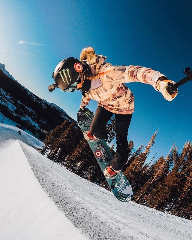 Pinterest-- Kate fenley GoPro and snow...it's all you need Www.Goprocamerareview.Net