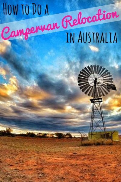 Traveling around Australia can get pricey, but if you're just trying to get from A to B, a campervan relocation is the BEST option. Here's how I moved from Melbourne to Darwin for $6!!!