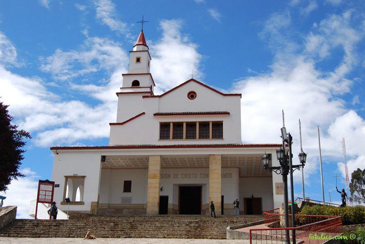La basílica del Señor caído de Monserrate Es la iglesia representativa de la…