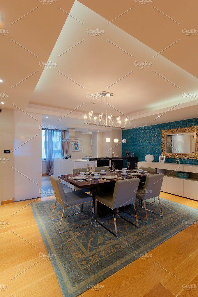 Kitchen Interior Photos Interior Of Modern Luxury Kitchen With Granite  Countertop By Oyunerdene99