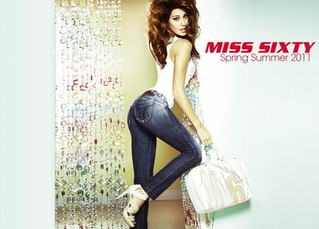 2011 miss sixty ad campaign is out now and features the bodacious ...