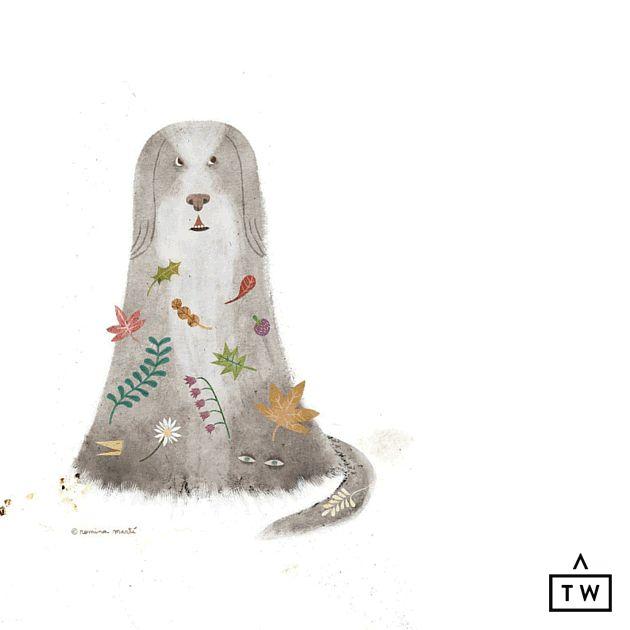Artworks by #RominaMartiOToole // #LisaBilvikNoren #Arthewall