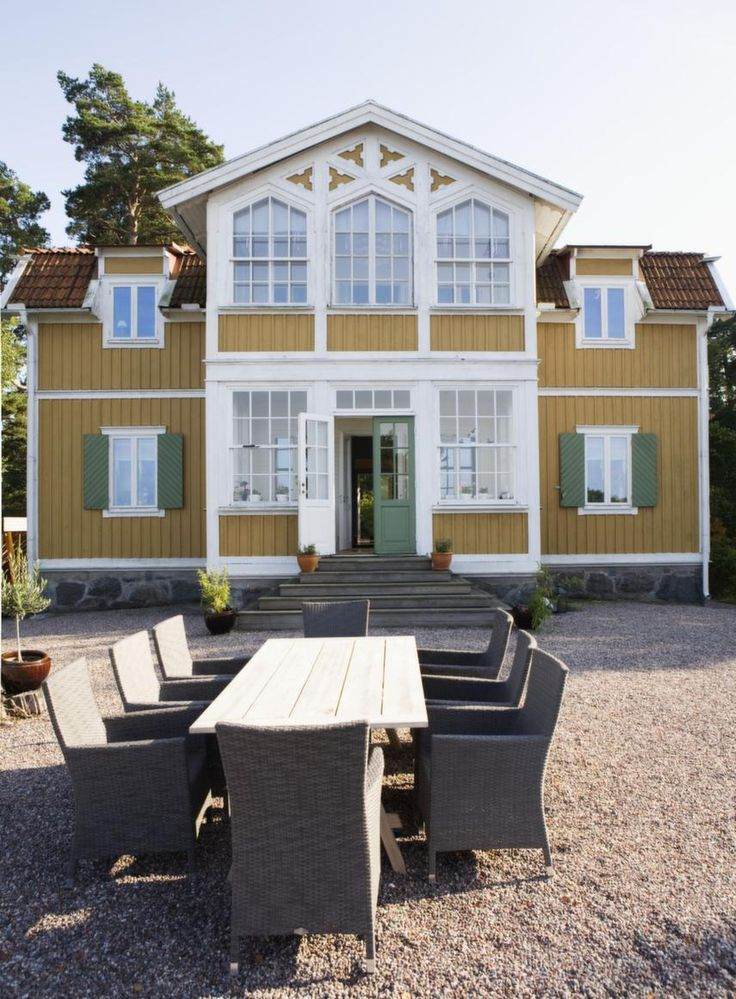 Romantiskt sekelskifte på en ö i skärgården | Leva  bo | Heminredning Allt för Hus  Hem | Expressen