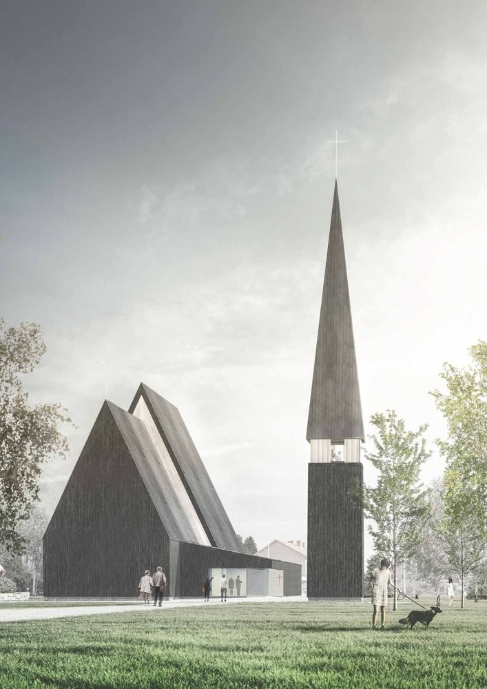 Gallery of K2S Architects Wins Competition to