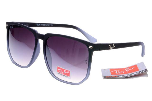 Ray-Ban Square 2143 Black White Frame Gray Lens RB1111 [RB-1120] – $27.30 : chea